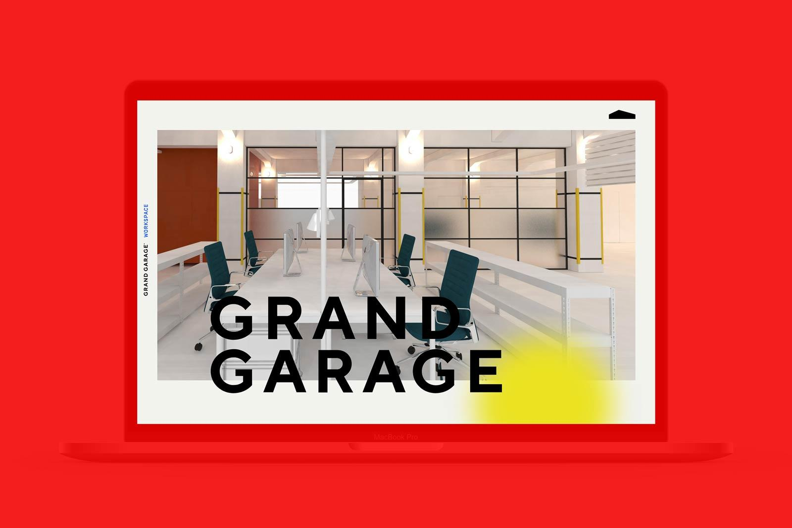 Grand Garage Website