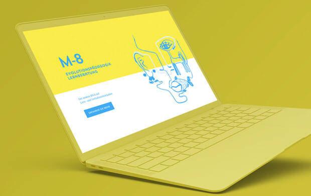 M-8 Website